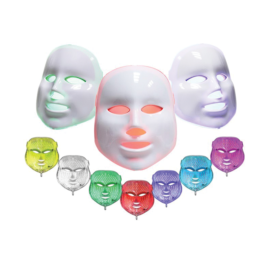 Led Mask 7 Renk